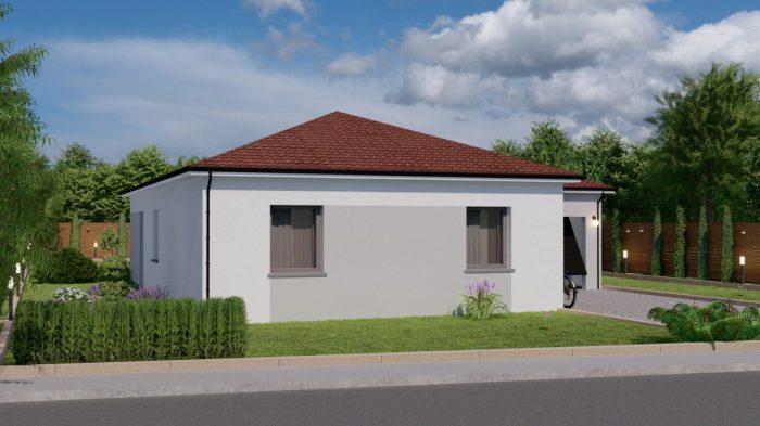 acheter maison 4 pièces 120 m² socourt photo 3