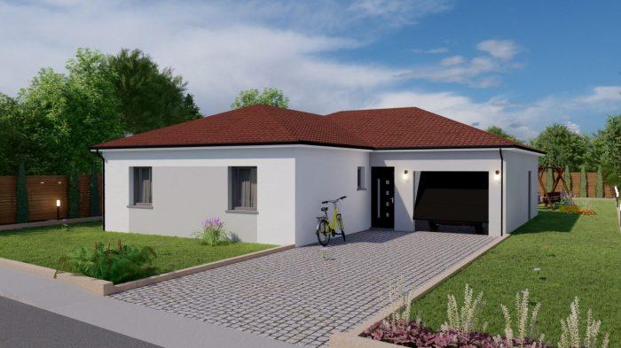 acheter maison 4 pièces 120 m² socourt photo 1
