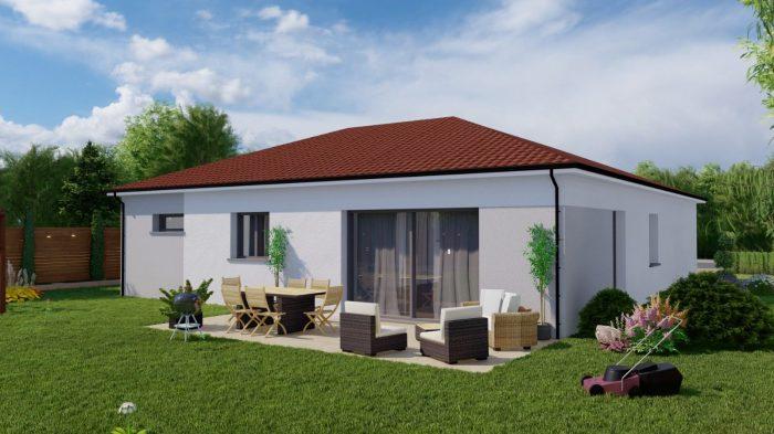 acheter maison 4 pièces 120 m² socourt photo 2