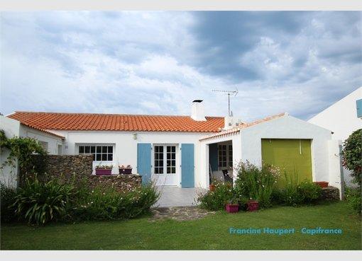Vente maison 6 pi ces l 39 le d 39 yeu vend e r f 5366653 - Ile d yeu maison a vendre ...