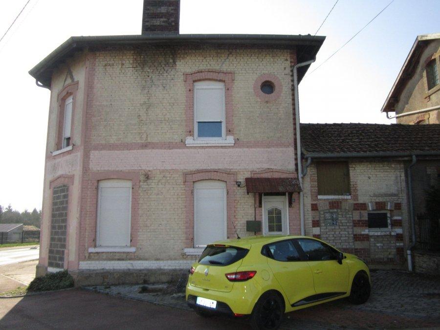 acheter maison jumelée 5 pièces 0 m² dommary-baroncourt photo 1