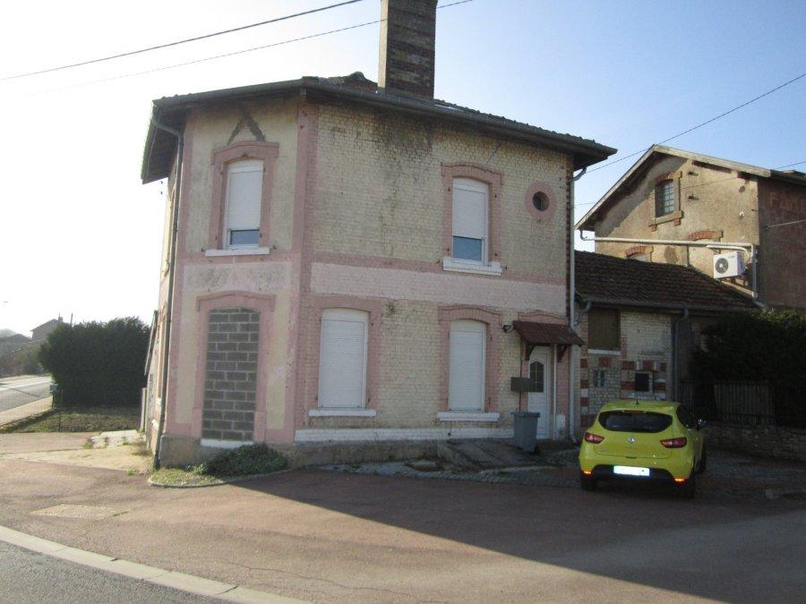 Maison jumelée à vendre F5 à Dommary-Baroncourt
