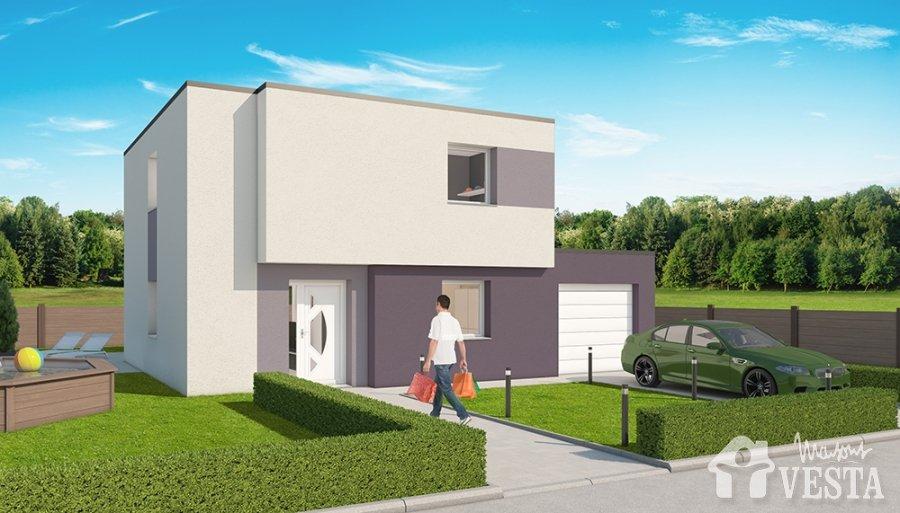 Maison individuelle en vente briey 101 m 216 201 for Vente maison individuelle briey