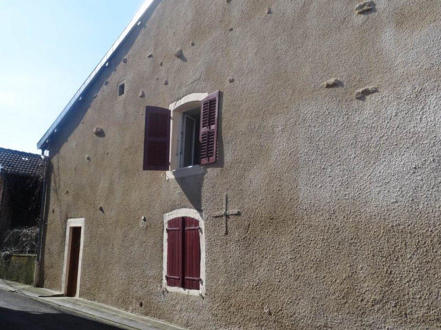 Maison à vendre F10 à Damvillers
