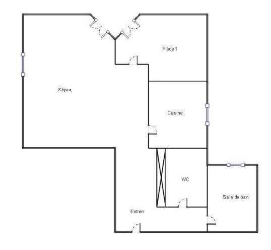 louer appartement 2 pièces 65 m² bartenheim photo 7