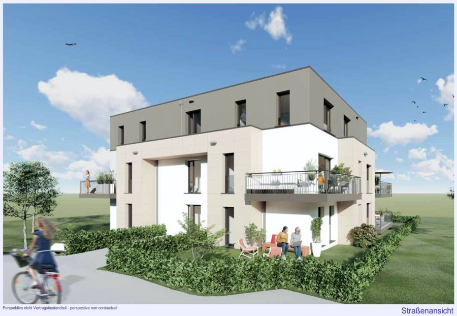 apartment block for buy 0 bedroom 125 to 202.21 m² strassen photo 1