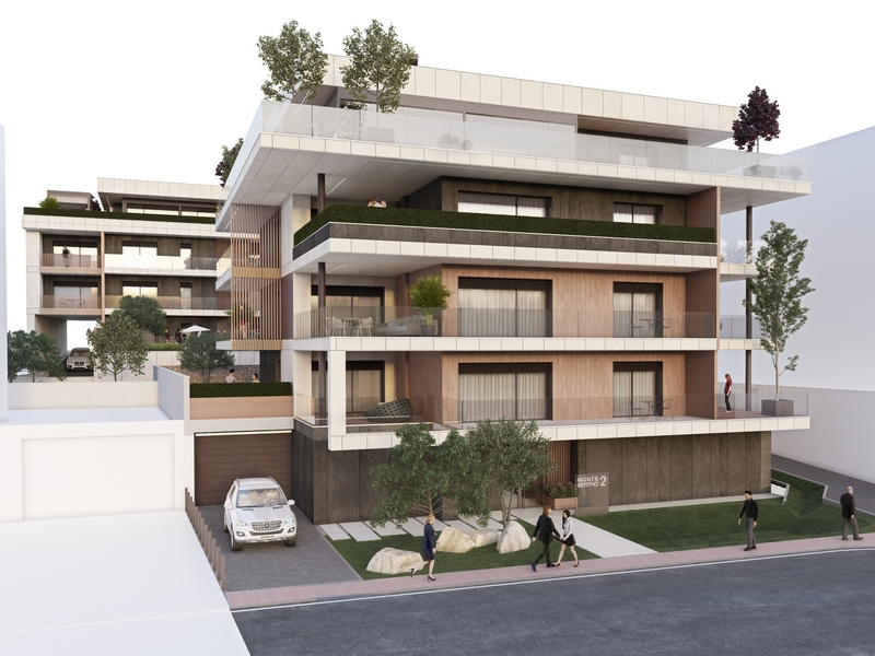 acheter appartement 2 chambres 98.48 m² bertrange photo 1