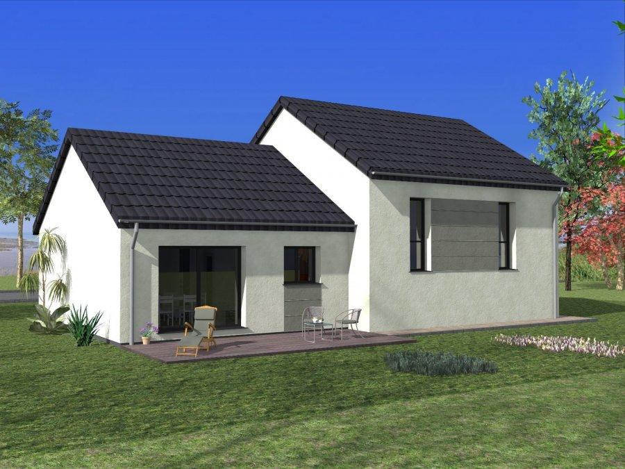 acheter maison individuelle 6 pièces 116 m² terville photo 2