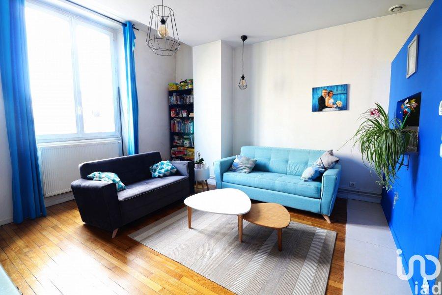 acheter appartement 4 pièces 90 m² nancy photo 2