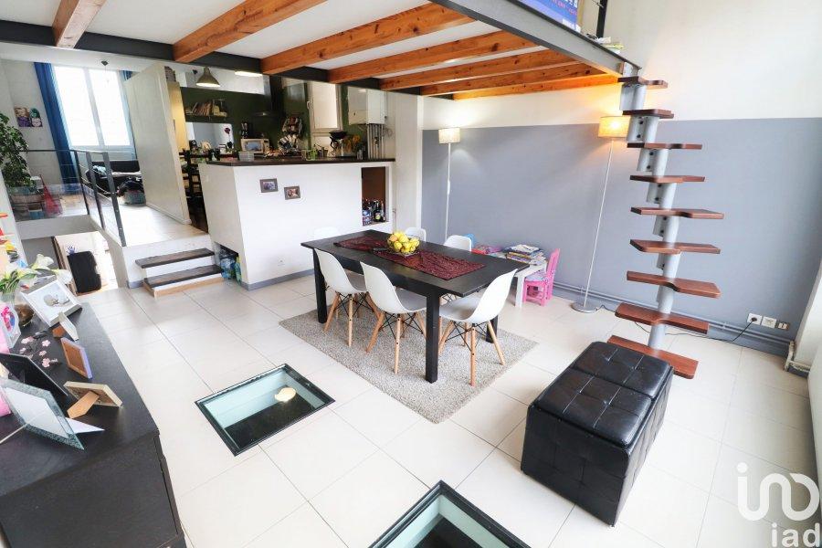 acheter appartement 4 pièces 90 m² nancy photo 1
