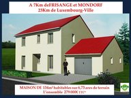 Maison à vendre F7 à Hettange-Grande - Réf. 4977037