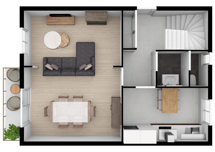 acheter maison 5 pièces 111 m² volstroff photo 4