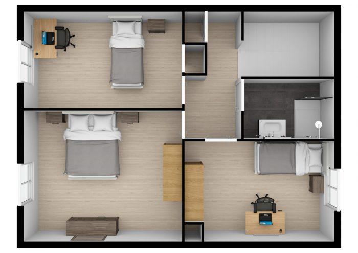 acheter maison 5 pièces 111 m² volstroff photo 5