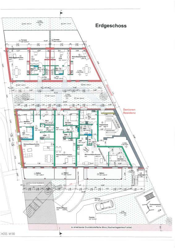 wohnung kaufen 3 zimmer 137.28 m² trier foto 4
