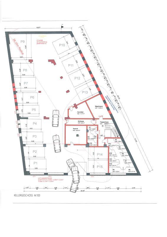 wohnung kaufen 3 zimmer 137.28 m² trier foto 3