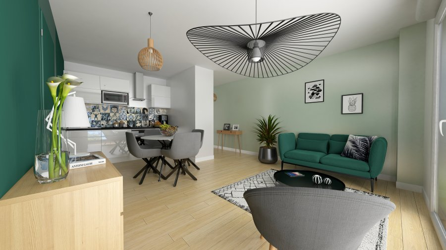 acheter appartement 2 pièces 42 m² saint-herblain photo 2