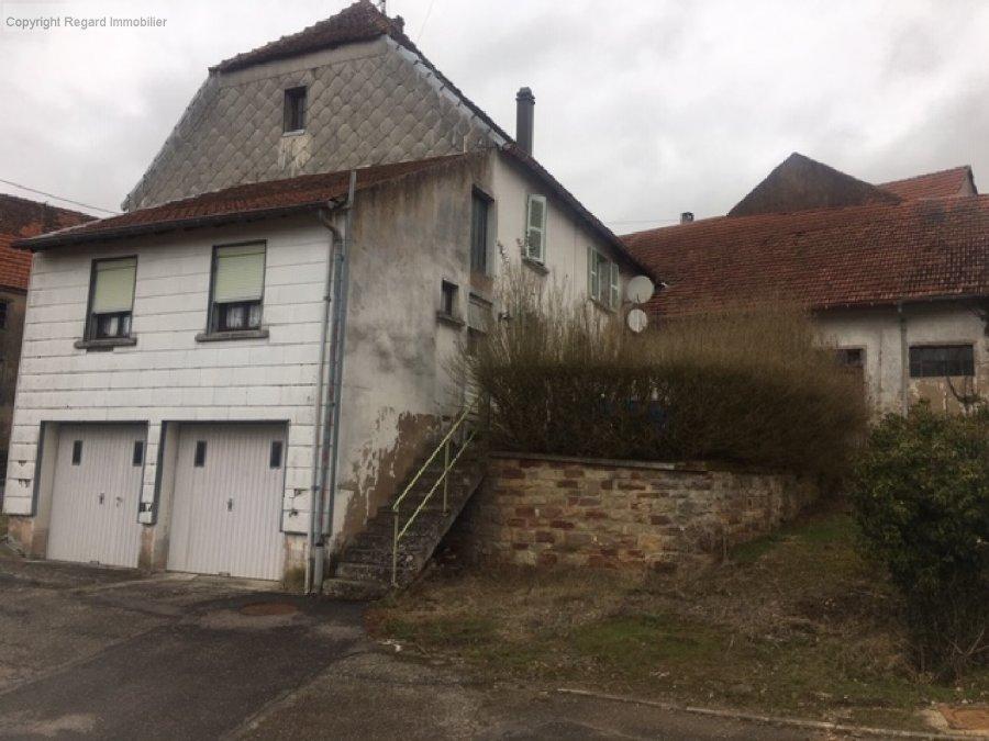 haus kaufen 7 zimmer 135 m² rohrbach-lès-bitche foto 4