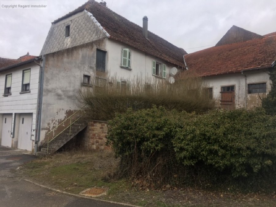 haus kaufen 7 zimmer 135 m² rohrbach-lès-bitche foto 3