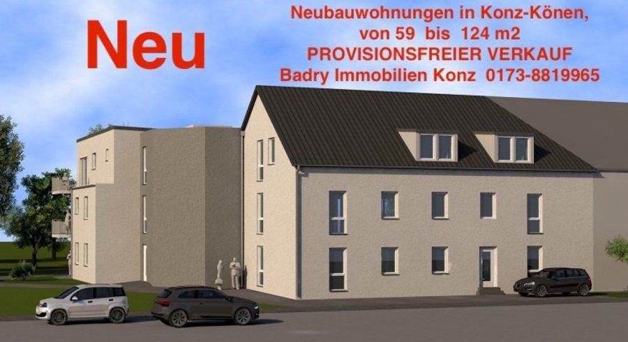 acheter appartement 3 pièces 119.19 m² konz photo 3