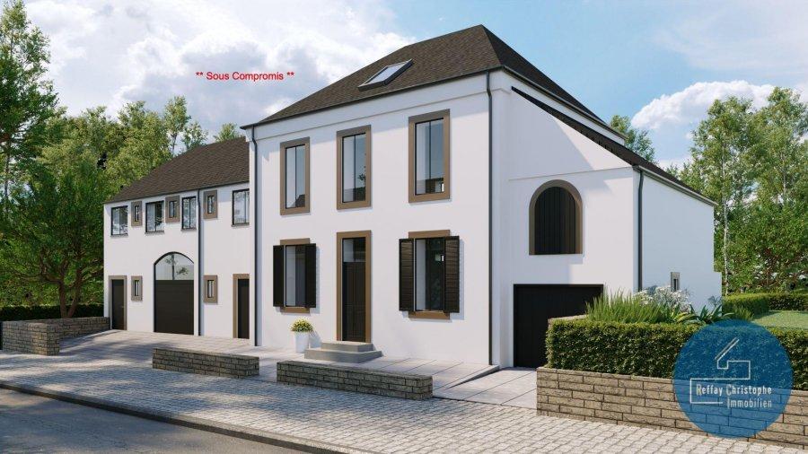 Maison de maître à vendre 5 chambres à Brouch (mersch)