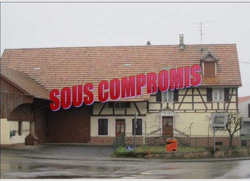 Vente maison 6 pi ces helfrantzkirch haut rhin r f 3611277 - Maison a renover haut rhin ...