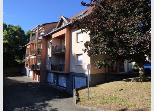 Vente appartement f3 saint louis haut rhin r f 5335949 for Assurer un garage hors residence