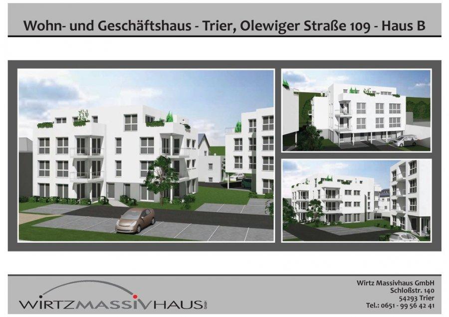 wohnung kaufen 2 zimmer 71.33 m² trier foto 2