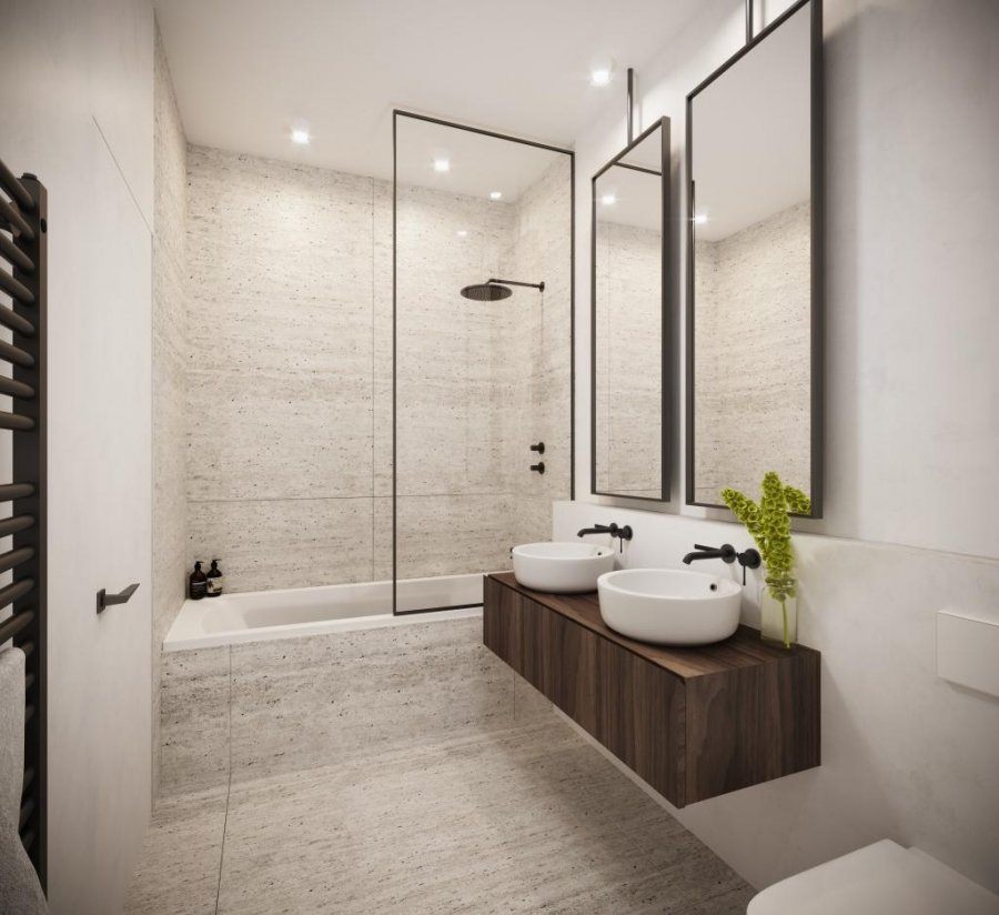 wohnung kaufen 3 schlafzimmer 101.72 m² belval foto 7