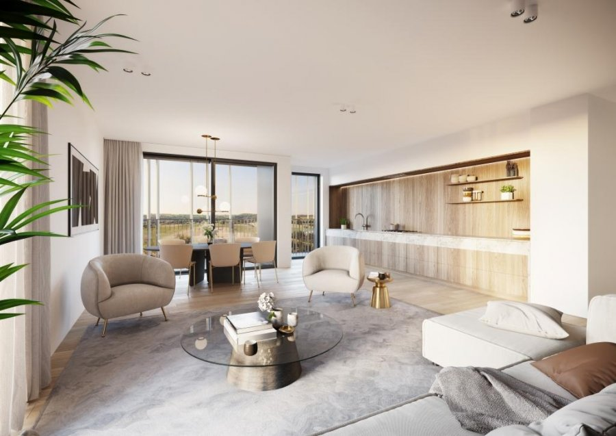 wohnung kaufen 3 schlafzimmer 101.72 m² belval foto 6