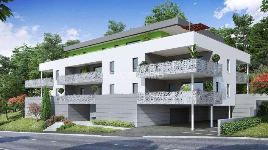 acheter appartement 3 pièces 89 m² hégenheim photo 1
