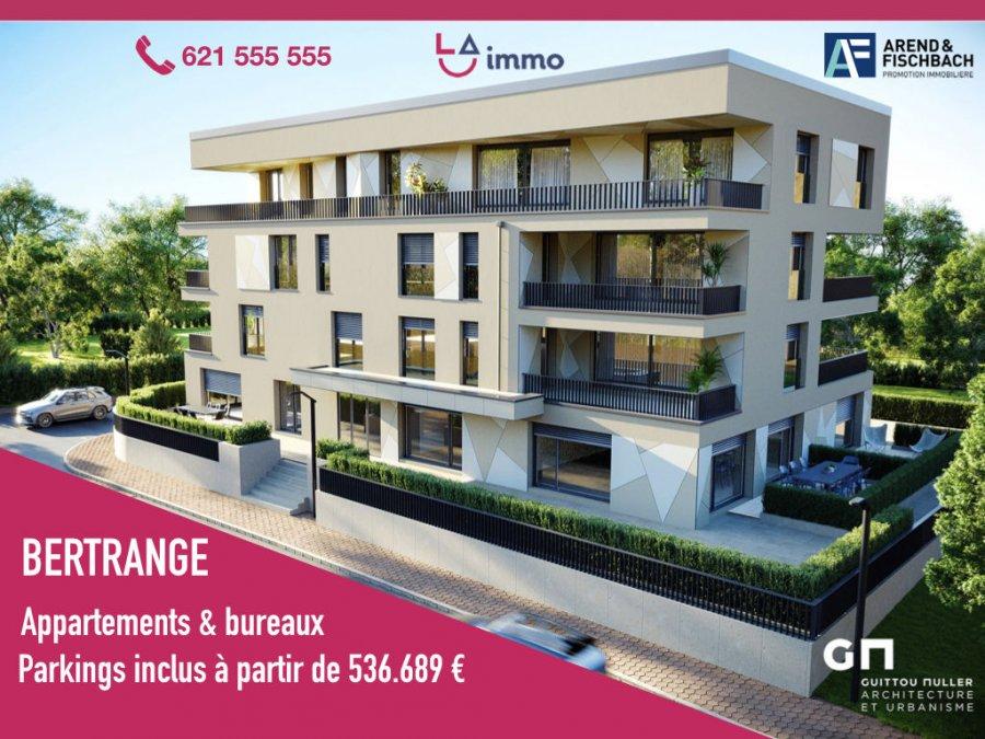 acheter appartement 3 chambres 136.96 m² bertrange photo 1