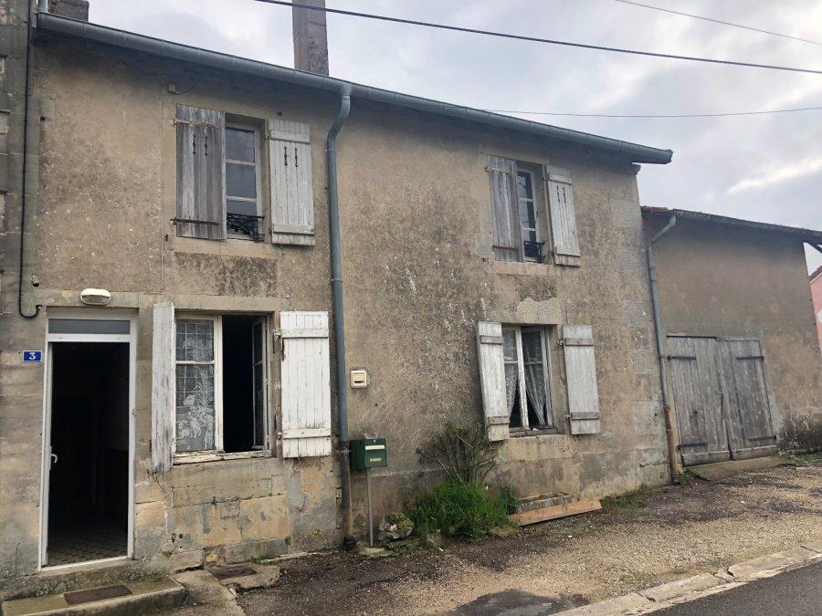Maison à vendre F6 à Le Bouchon-sur-Saulx