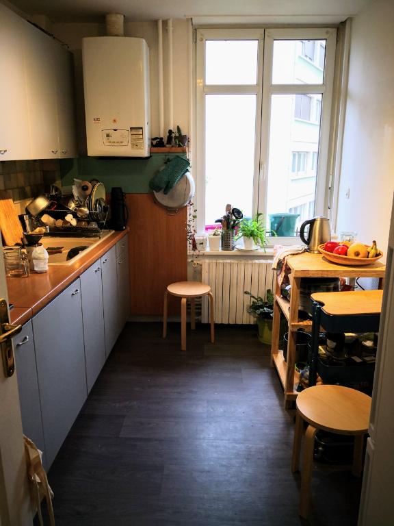 Appartement à louer F3 à Metz