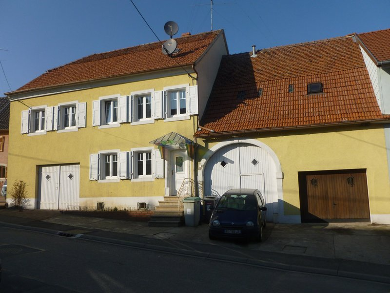 Maison à vendre F7 à Dehlingen