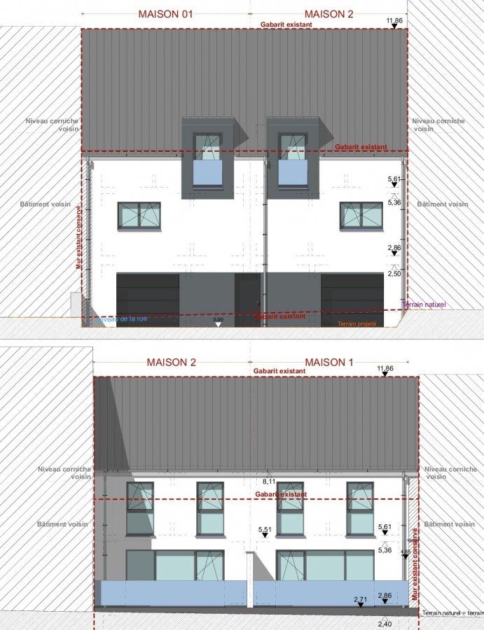 acheter maison jumelée 3 chambres 135 m² clemency photo 2