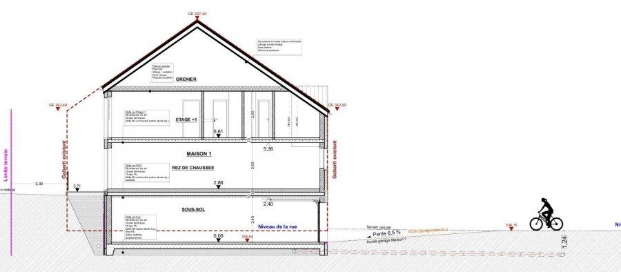 acheter maison jumelée 3 chambres 135 m² clemency photo 3
