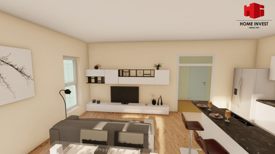 acheter appartement 2 chambres 82.55 m² luxembourg photo 2