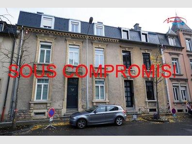 Maison mitoyenne à vendre 4 Chambres à Luxembourg-Gare - Réf. 6112413