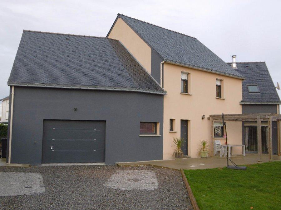 Maison à vendre F8 à Sainte reine de bretagne