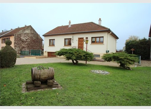 Vente maison individuelle f5 r ding moselle r f 5584285 for Vente maison individuelle moselle