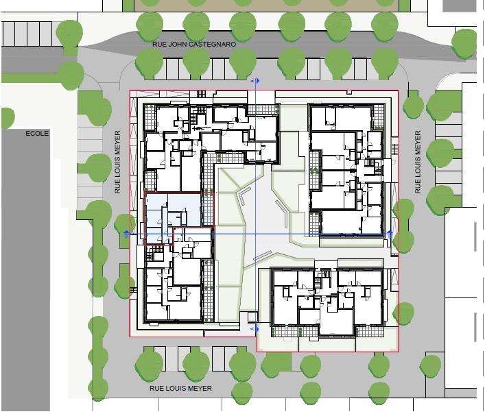 wohnung kaufen 3 schlafzimmer 92.71 m² differdange foto 6