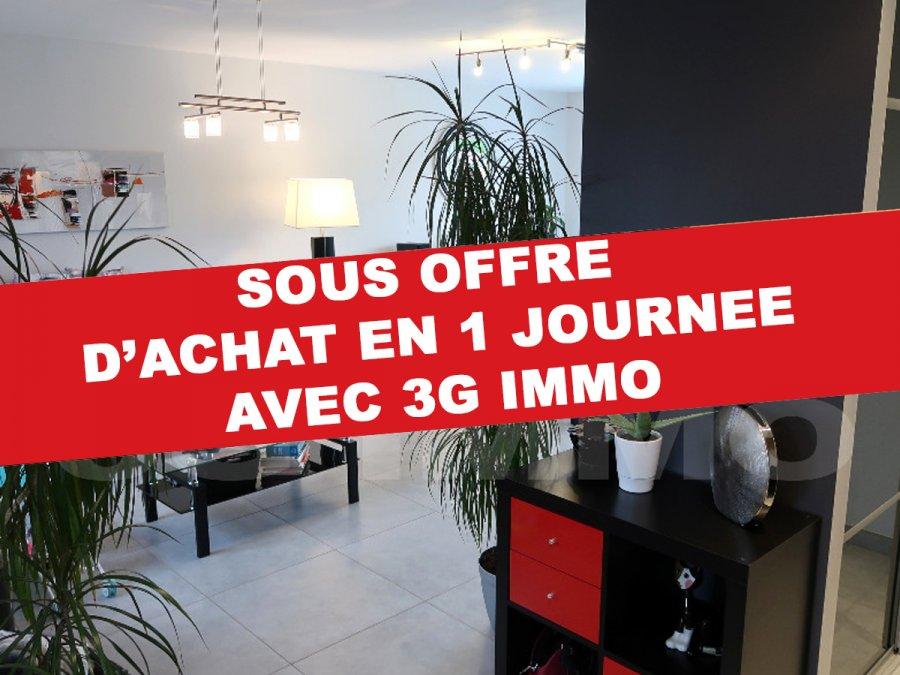 Maison mitoyenne à vendre F6 à Haucourt-Moulaine