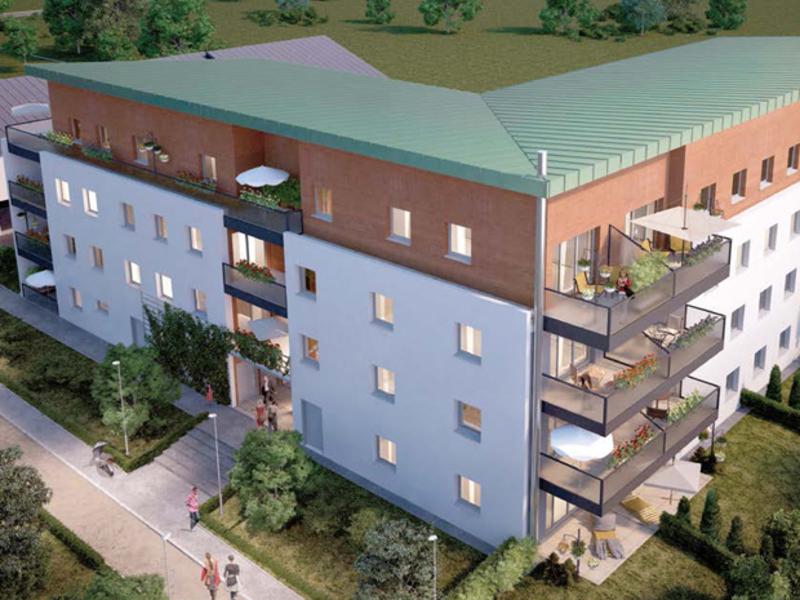 acheter appartement 3 pièces 65 m² essey-lès-nancy photo 2