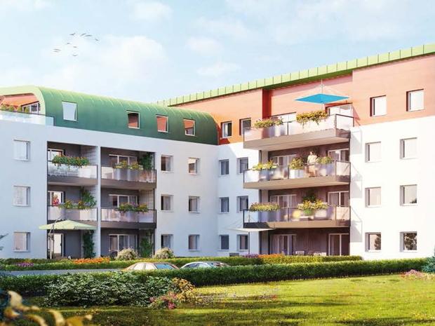 acheter appartement 3 pièces 65 m² essey-lès-nancy photo 3
