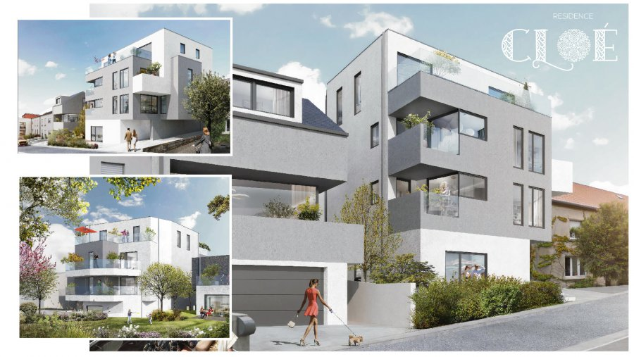 acheter appartement 1 chambre 77.56 m² kehlen photo 5