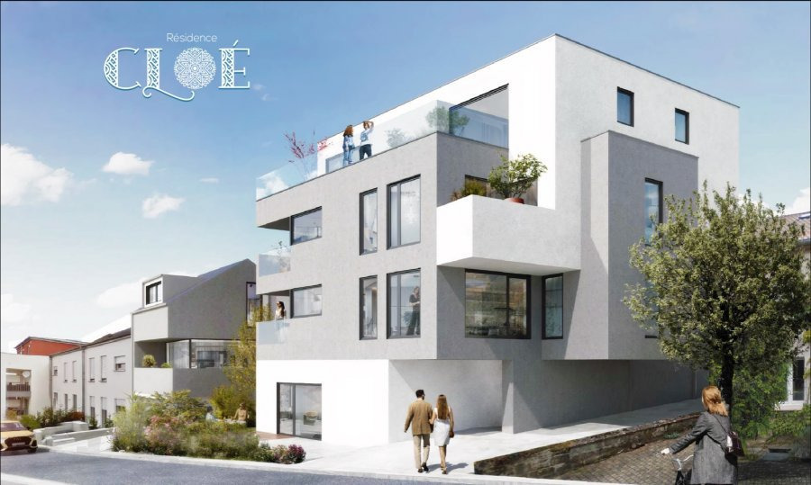 acheter appartement 1 chambre 77.56 m² kehlen photo 6