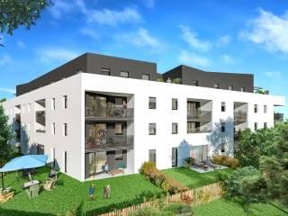 acheter appartement 3 pièces 63.13 m² metz photo 1