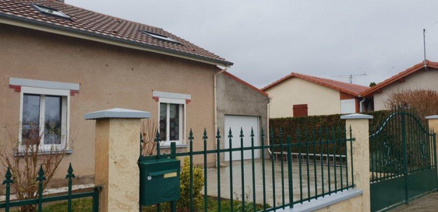 acheter maison 6 pièces 130 m² damelevières photo 1