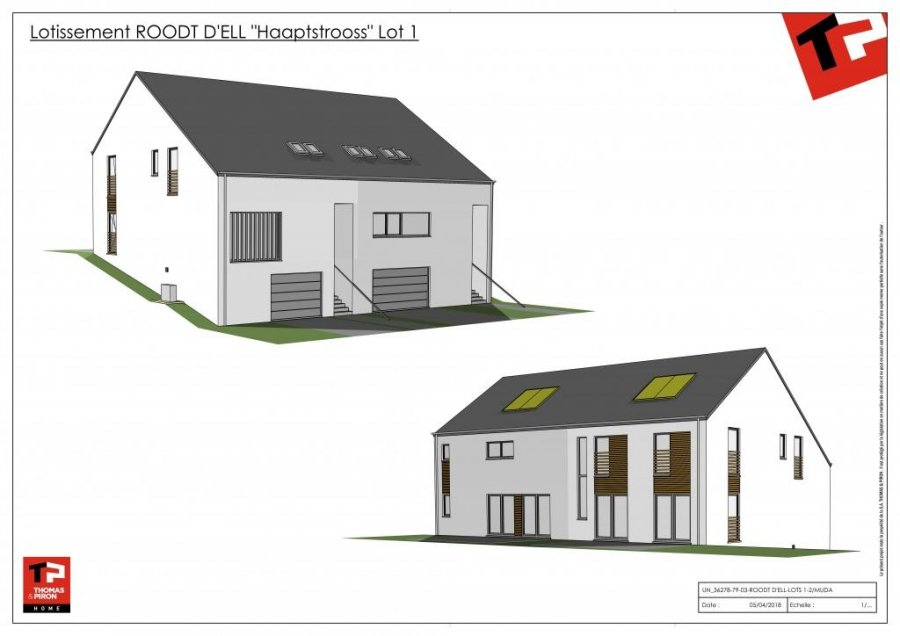 detached house for buy 4 bedrooms 144 m² roodt (redange) photo 4