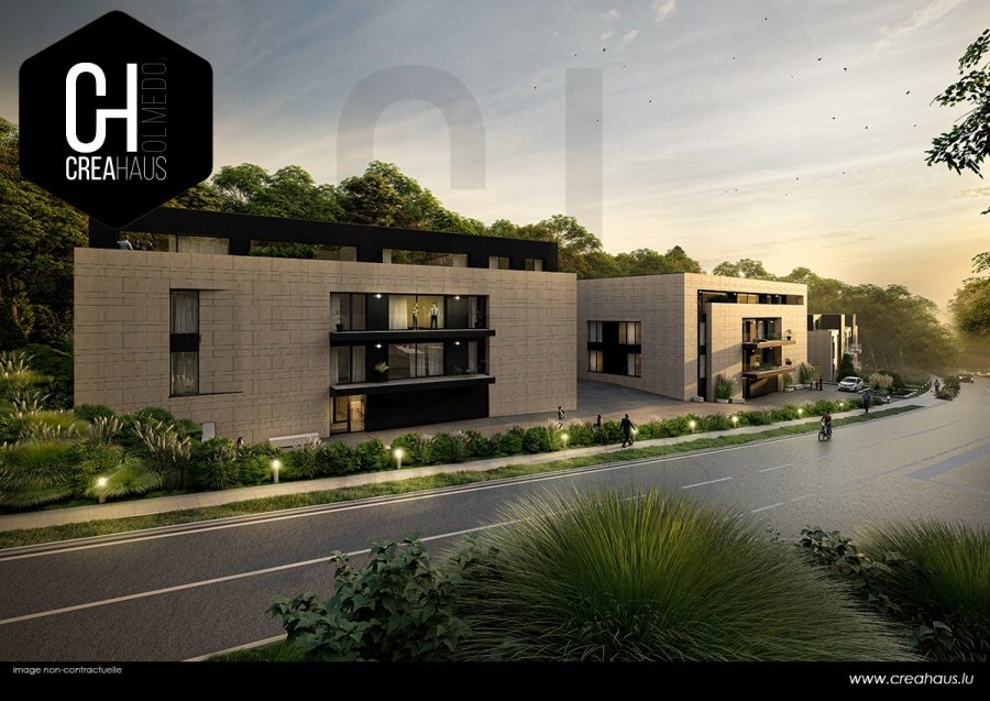 acheter appartement 2 chambres 76.96 m² bridel photo 4